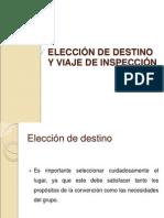 Eleccion de destino y viaje de inspeccion.pdf