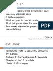 Course Plan ICT sem-1 BEC