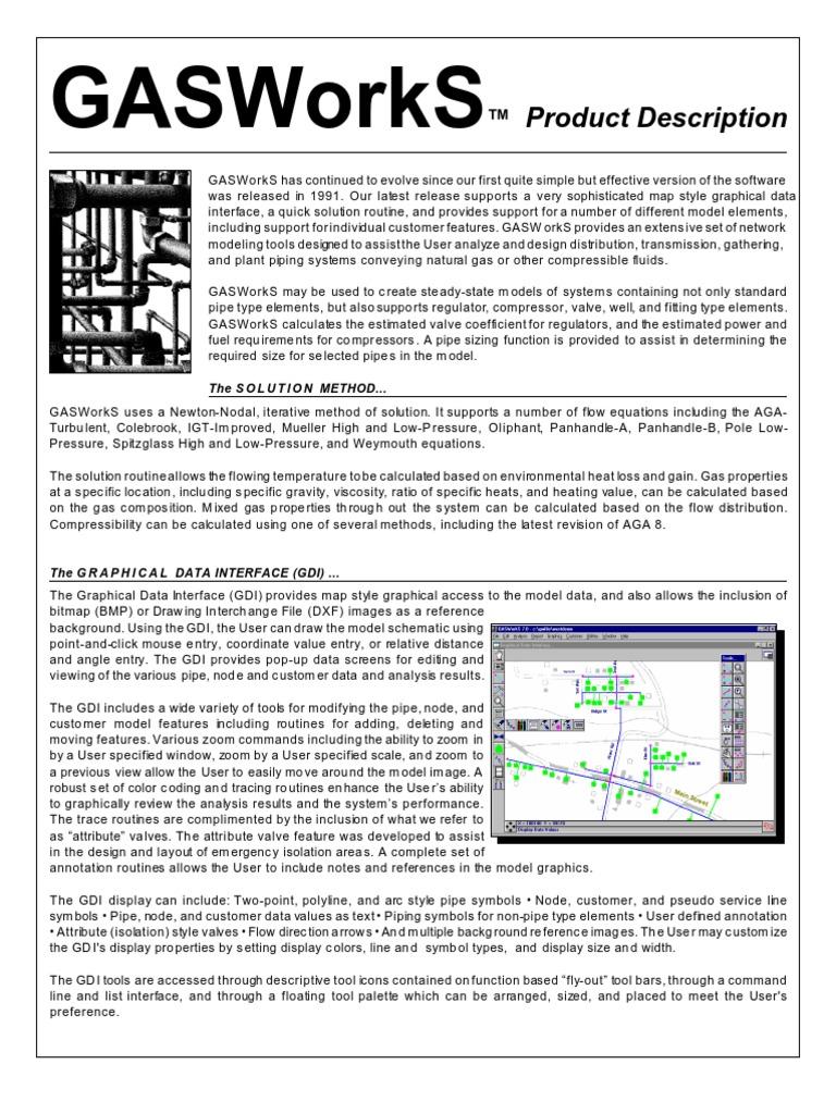 Gw Description Technology Computing