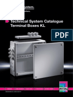 Terminal Boxes Catalogue