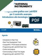 Controllo Avanzato Con LabVIEW e Tecnologia Compact Rio