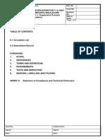 Spec 11&33kV Composite Insulators Tension