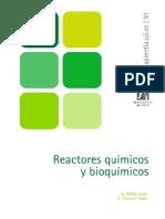 Reactores Quimicos y Bioquimicos - A. Barba Juan - 242 Pag
