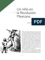Un Niño en La Revolución Mexicana