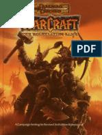 Warcraft rulebook primera