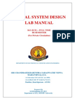 Digital System Design Lab Manual_KMS
