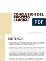 Conclusion Del Proceso 7