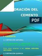 10. El Cemento