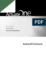 Building Birt Dashboards