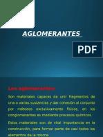 8. Aglomerantes