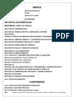 BSCI Indice - 2