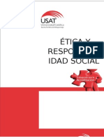 Trabajo de Etica y Responsabilidad Social