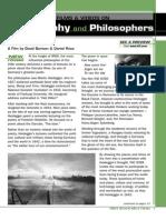 Philosophy and Philosophers