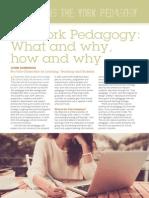 The York Pedagogy