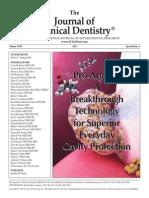 Dental Caries a Disease