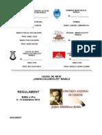 Regulament Concurs 2015