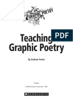 teaching Graphic Poetry