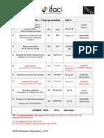 Programme DPAI