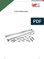 ZIF Conn_Flat Flexible Cable