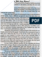 Mission of Mercy Magazine October 2009, page 32 Dr Johannes Maas, Editor