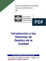 Introducción a los Sistemas de la gestión de calidad basado en la ISO 9001