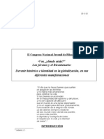 fundamentación segundo congresonacional juvenil  de filosofía 18-03-10