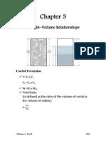 Geotechnical Formulas