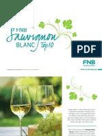 2015 FNB Sauvignon Blanc Top 10