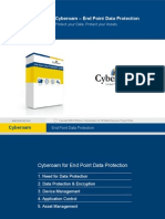 Cyberoam EndPoint Data Protection Presentation
