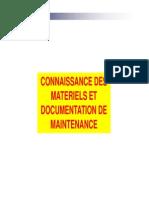 02 - Connaissance Des Matériels Et Documentation de Maintenance [Mode de Compatibilité]