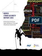 Kenya Cyber Security Report 2015
