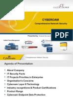 Cyberoam Presentation Resellers