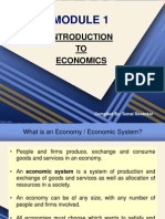 Introduction to Managerial Economics