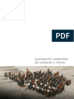 Explotación Sostenible de Canteras y Minas