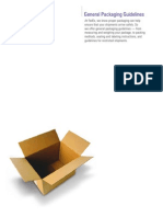 FedEx packaging guidelines