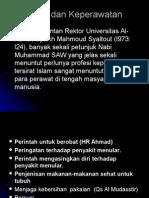 Islam Dan Keperawatan