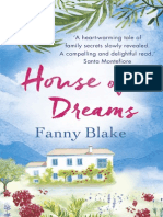 House of Dreams by Fanny Blake Extract