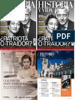 Revista Historia y Vida [Febrero 2010]