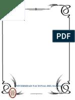 Informe de Proyectos de Ingenieria II Unidad Final