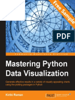 Mastering Python Data Visualization - Sample Chapter