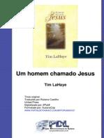 Um Homem Chamado Jesus - Tim Lahaye