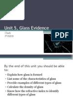 unit 5 glass evidence2015