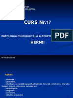 Curs 17 - Hernii