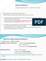 Curs Patologie Arteriala