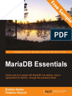 MariaDB Essentials - Sample Chapter