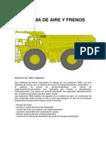 Sistema de Aire y Frenos 793D