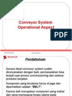 Operation Conveyor Aspect