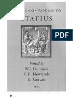 Statius and Martial Post-Vatic Self-fash