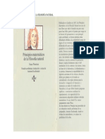40104582 Isaac Newton Principios Cos de La Filosofia Natural Antonio Escohotado Por Joseantoniorh