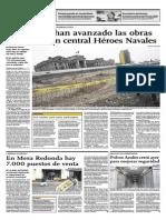 El Comercio Mesa Redonda